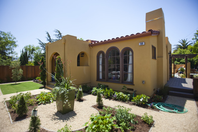 """Best Home Remodels: Northern California """"Spanish Bungalow ..."""