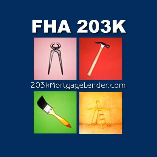 FHA 203k Renovation Mortgages Allow Homebuyers To Purchase
